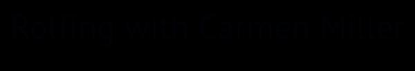 Rolfing with Carmen Miller Logo